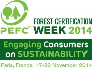 La semaine PEFC 2014 a lieu du 17 au 20 Novembre à Paris