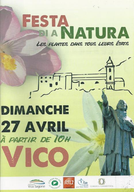 FESTA DI A NATURA 2014 à Vico