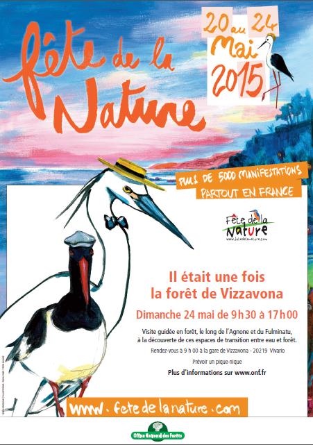 Fête de la nature le 24 mai 2015 avec l'ONF !