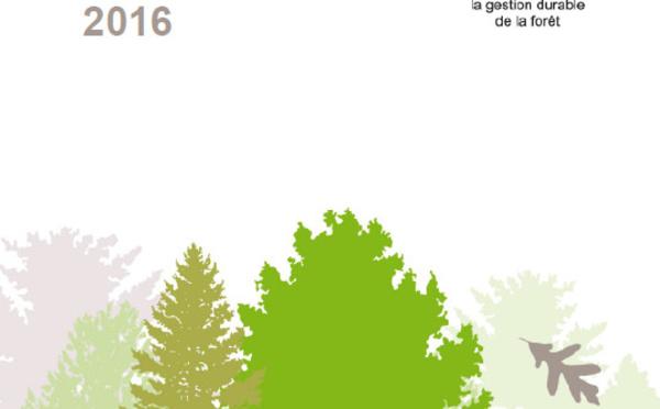 Bilan d'Activités PEFC Corsica 2016