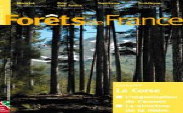 La revue Forêts de France consacre un dossier à la Corse